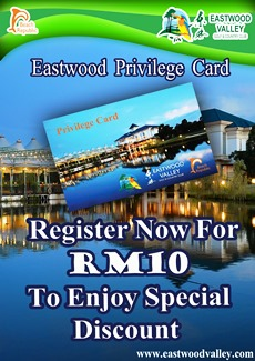 Eastwood Privilege Card